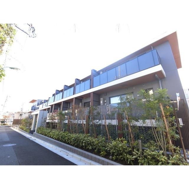 新着賃貸21:東京都目黒区柿の木坂1丁目の新着賃貸物件