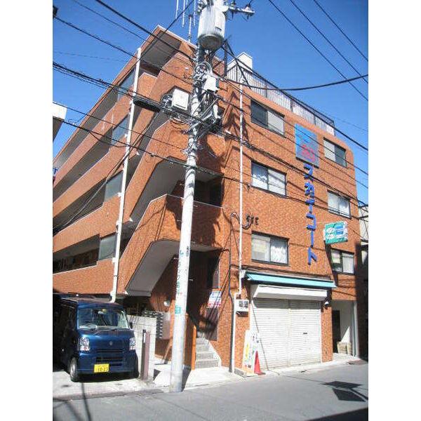 新着賃貸17:東京都目黒区下目黒3丁目の新着賃貸物件