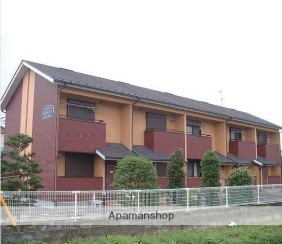 神奈川県小田原市、栢山駅徒歩5分の築14年 2階建の賃貸テラスハウス