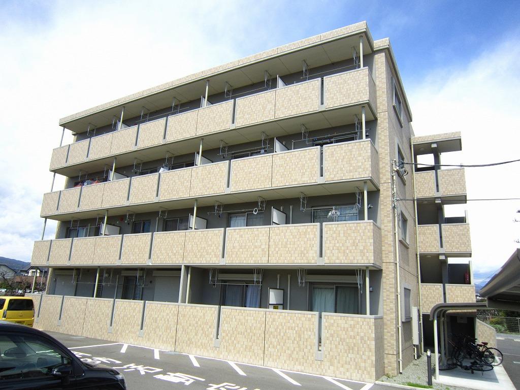 神奈川県小田原市、螢田駅徒歩3分の築6年 4階建の賃貸マンション