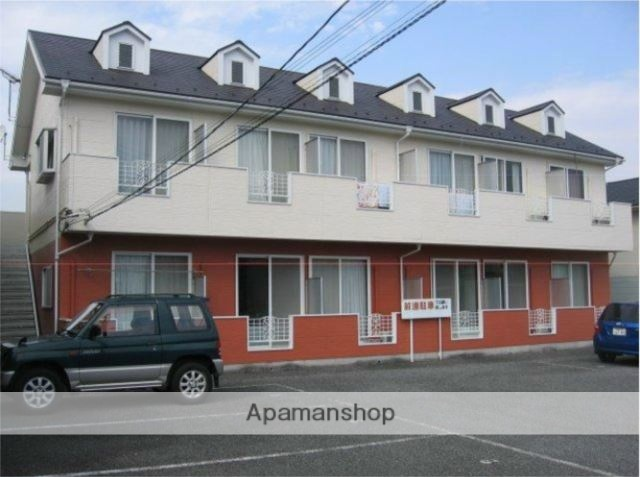神奈川県小田原市、下曽我駅徒歩13分の築24年 2階建の賃貸アパート