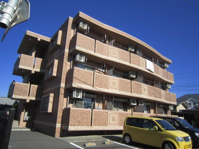 神奈川県小田原市、富水駅徒歩1分の築10年 3階建の賃貸マンション