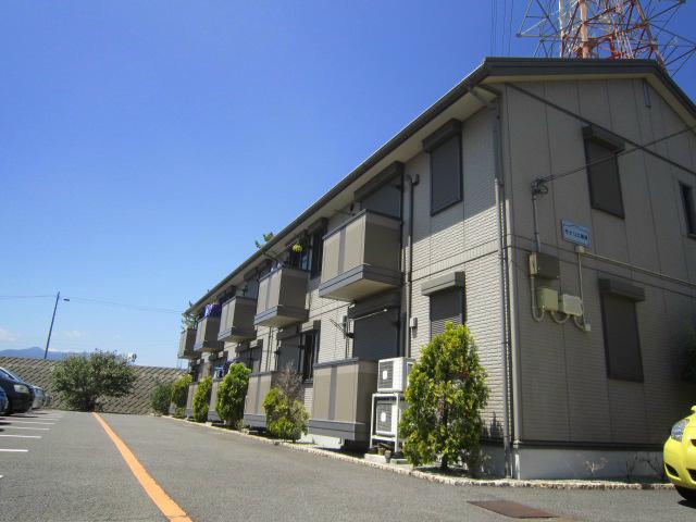 神奈川県小田原市、鴨宮駅徒歩21分の築12年 2階建の賃貸アパート