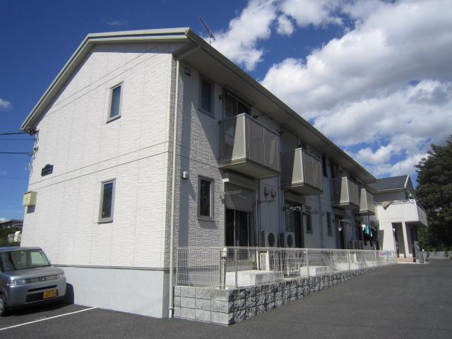 神奈川県小田原市、足柄駅徒歩5分の築8年 2階建の賃貸アパート
