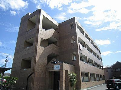 神奈川県小田原市、富水駅徒歩17分の築8年 4階建の賃貸マンション