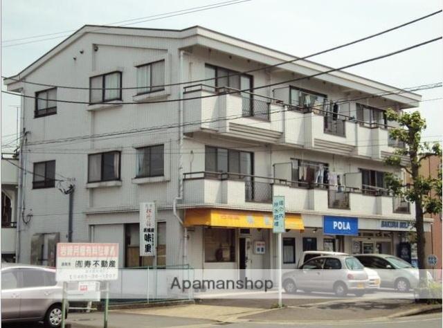 神奈川県小田原市、富水駅徒歩5分の築26年 3階建の賃貸マンション