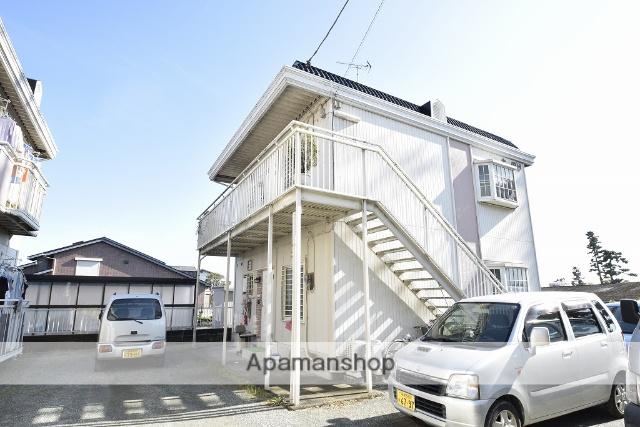 神奈川県小田原市、鴨宮駅徒歩24分の築30年 2階建の賃貸アパート