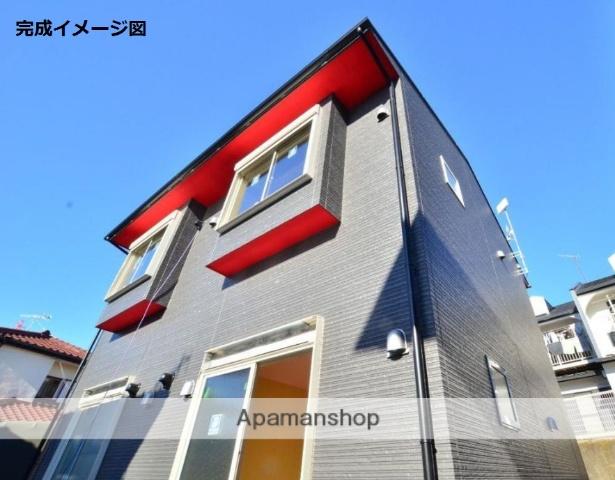 神奈川県小田原市、小田原駅徒歩15分の新築 2階建の賃貸アパート