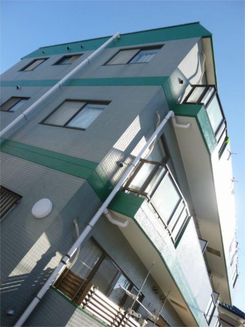 神奈川県藤沢市、藤沢駅徒歩20分の築23年 3階建の賃貸マンション