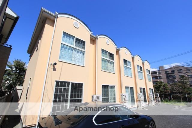 神奈川県藤沢市、藤沢駅徒歩15分の築14年 2階建の賃貸アパート