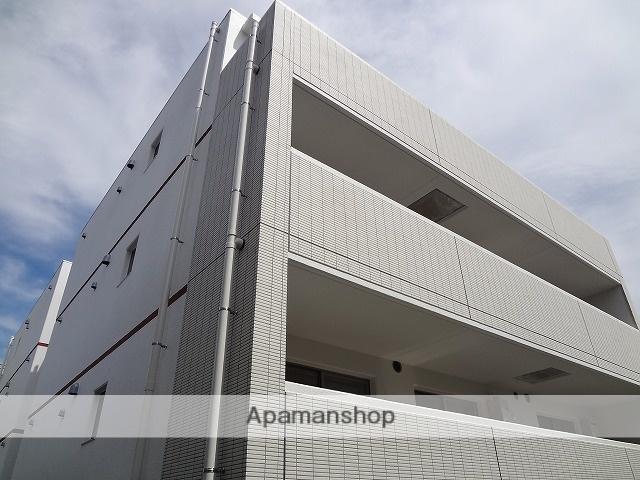 神奈川県藤沢市、藤沢駅徒歩15分の築5年 4階建の賃貸マンション
