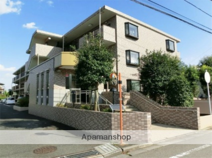 神奈川県藤沢市、辻堂駅バス10分羽根沢下車後徒歩3分の築21年 3階建の賃貸マンション