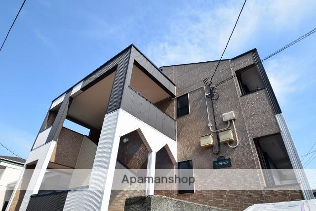 神奈川県藤沢市、藤沢駅徒歩29分の築13年 2階建の賃貸アパート