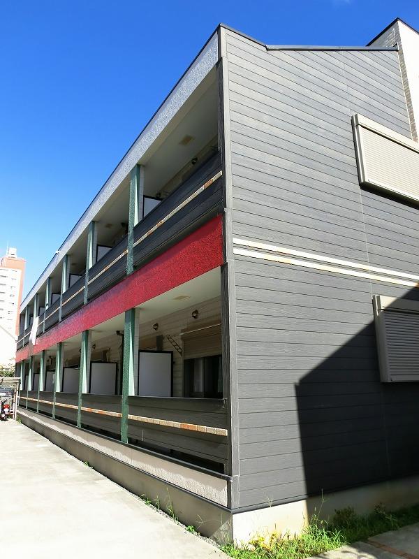 神奈川県藤沢市、辻堂駅神奈中バスバス8分小糸下車後徒歩4分の築12年 2階建の賃貸アパート