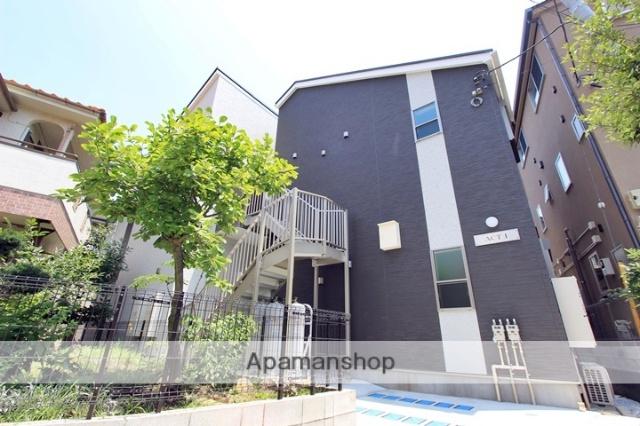 神奈川県藤沢市、藤沢駅徒歩12分の新築 2階建の賃貸アパート