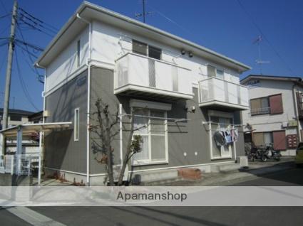 神奈川県秦野市、鶴巻温泉駅徒歩29分の築19年 2階建の賃貸アパート