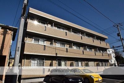 神奈川県厚木市、本厚木駅徒歩13分の築10年 3階建の賃貸アパート