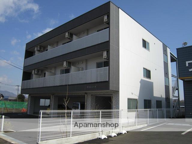 神奈川県平塚市、鶴巻温泉駅徒歩18分の築4年 3階建の賃貸マンション