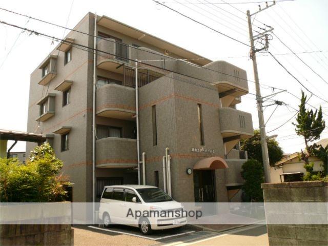 神奈川県平塚市、平塚駅バス7分向原下車後徒歩3分の築17年 4階建の賃貸マンション