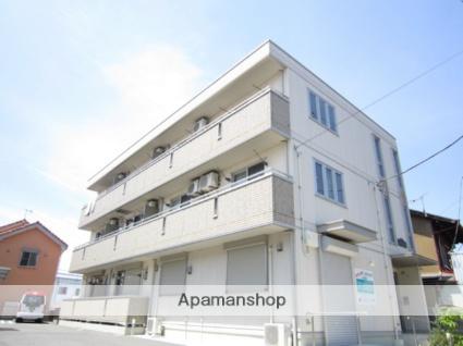 神奈川県秦野市、秦野駅徒歩5分の築5年 3階建の賃貸アパート