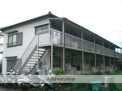 神奈川県秦野市、鶴巻温泉駅徒歩35分の築32年 2階建の賃貸アパート