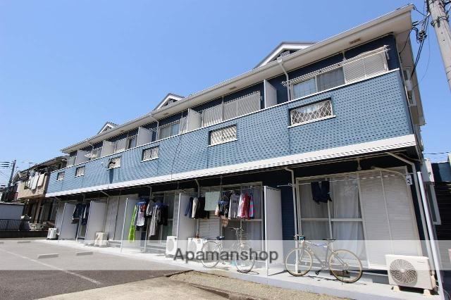 神奈川県平塚市、平塚駅バス13分川井下車後徒歩2分の築19年 2階建の賃貸アパート