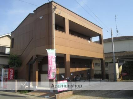 神奈川県平塚市、平塚駅バス19分片岡停下車後徒歩1分の築7年 2階建の賃貸アパート