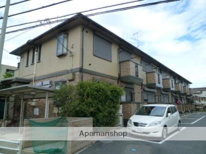 神奈川県厚木市、門沢橋駅徒歩50分の築13年 2階建の賃貸アパート