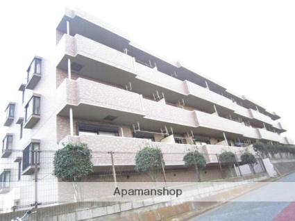 神奈川県藤沢市、湘南台駅徒歩25分の築20年 3階建の賃貸マンション