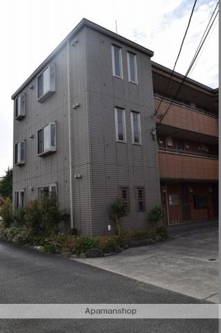 神奈川県藤沢市、湘南台駅バス10分六地蔵下車後徒歩3分の築15年 3階建の賃貸マンション