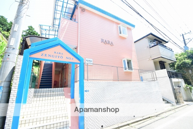 神奈川県藤沢市、善行駅徒歩9分の築31年 2階建の賃貸アパート