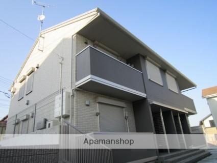 神奈川県秦野市、秦野駅徒歩19分の築4年 2階建の賃貸アパート