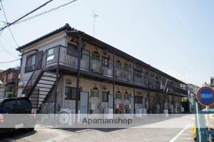 神奈川県秦野市、鶴巻温泉駅徒歩17分の築33年 2階建の賃貸アパート
