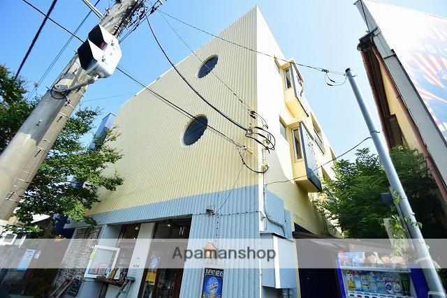 神奈川県藤沢市、藤沢駅徒歩22分の築44年 4階建の賃貸マンション