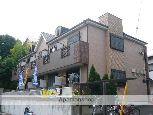 神奈川県藤沢市、善行駅徒歩10分の築14年 2階建の賃貸アパート