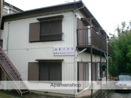 神奈川県秦野市、鶴巻温泉駅徒歩25分の築34年 2階建の賃貸アパート