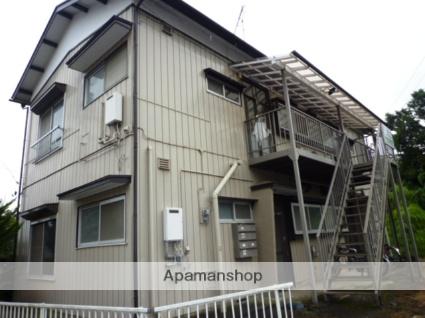 神奈川県秦野市、鶴巻温泉駅徒歩25分の築38年 2階建の賃貸アパート