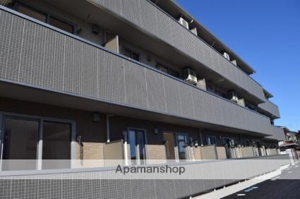 神奈川県藤沢市、長後駅徒歩7分の新築 3階建の賃貸アパート