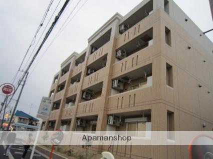 神奈川県秦野市、鶴巻温泉駅徒歩18分の築6年 4階建の賃貸マンション