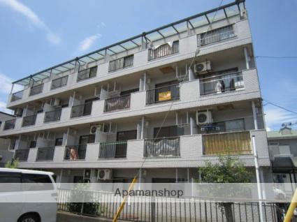 神奈川県秦野市、鶴巻温泉駅徒歩6分の築31年 4階建の賃貸マンション
