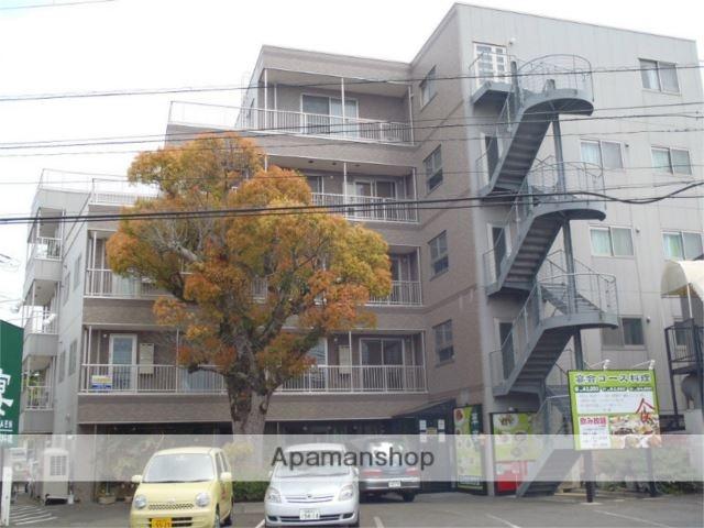神奈川県小田原市、鴨宮駅徒歩7分の築16年 5階建の賃貸マンション
