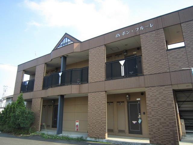 神奈川県小田原市、栢山駅徒歩12分の築10年 2階建の賃貸アパート