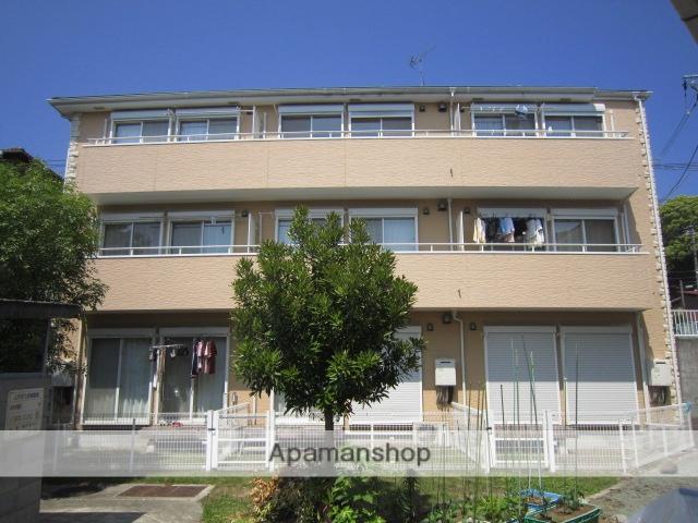 神奈川県小田原市、下曽我駅徒歩5分の築10年 3階建の賃貸アパート