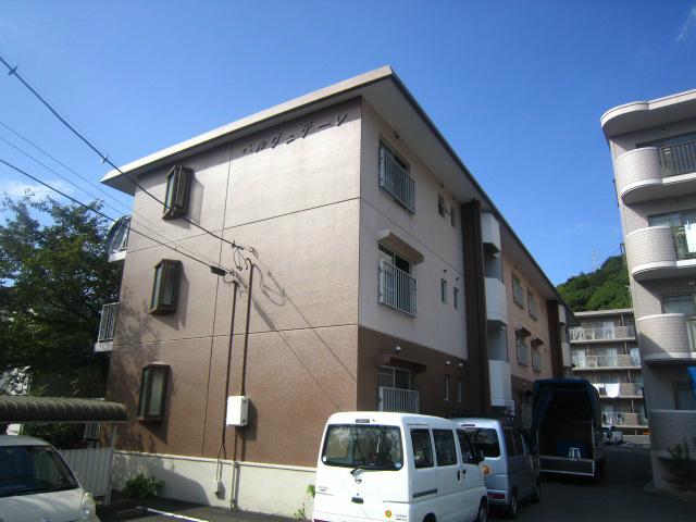 神奈川県小田原市、国府津駅徒歩19分の築29年 3階建の賃貸マンション