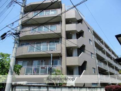 神奈川県小田原市、小田原駅徒歩16分の築17年 5階建の賃貸マンション