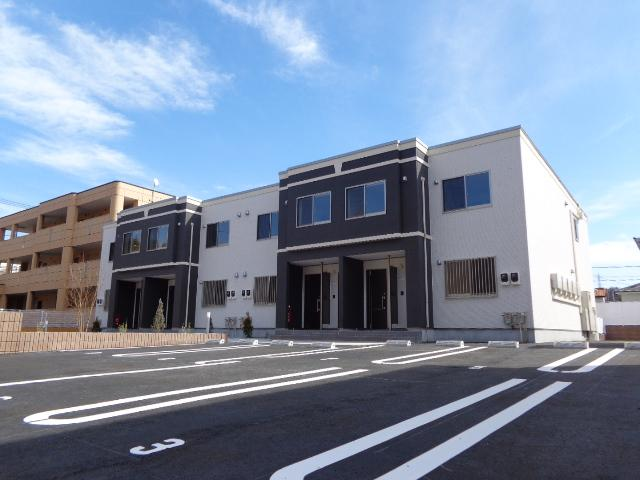 二宮町中里アパートⅡ期新築工事