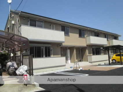 神奈川県秦野市、鶴巻温泉駅徒歩4分の築3年 2階建の賃貸アパート