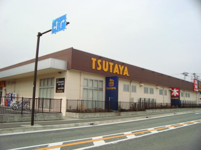 レンタルショップ(TSUTAYA)