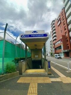 パークアクシス横濱大通り公園[1DK/33.25m2]の周辺6