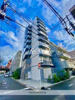 Log横浜駅東[1K/21.37m2]の外観2